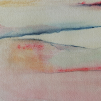 Norah Brennan | A Whisper I | Watercolour on Fabriano