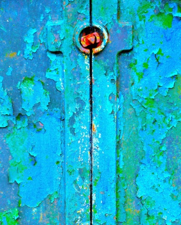 "Kate Oakley, Paint Peel, digital photograph, 19"" x 13""; archival paper, signed; unframed. (framed 23"" x 19""), £200 unframed or £260 framed"