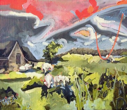 Abley's Cottage, Megan Fitzgerald