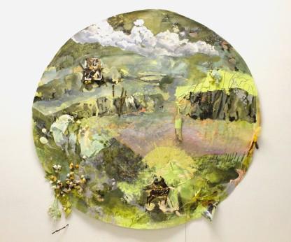 Pembrokshire Utopias, Megan Fitzgerald
