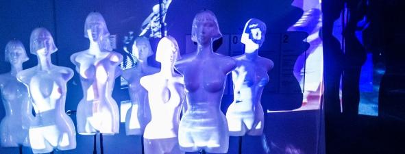 Hotel's Routine_stage design_2015_Karlsruher Literaturtage, Pham Minh Ducky