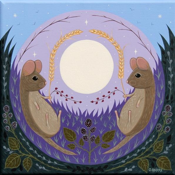 Orla Barry, Harvest Moon