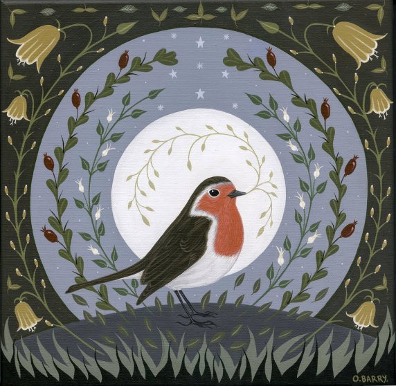 Orla Barry, Robin Within