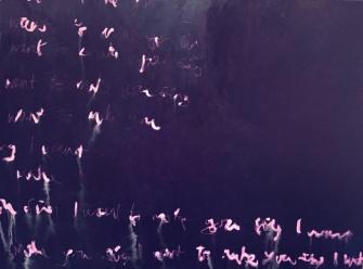 Close up A Love Song, Sarah Nabarro