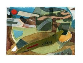 Roy Willingham, Clifftop Landscape