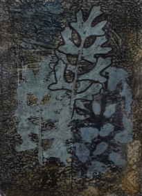 Artist: Betsy Jones | Canada Residency period: 2018 Title: 'Untitled' Medium: Monotype and Relief print Dimensions: 21cm x 30cm Price: £30