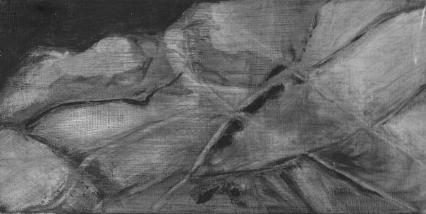 Artist: Tulin Bedri | England Titled 'Mini the landscape' Size: 30x15cm Price £110