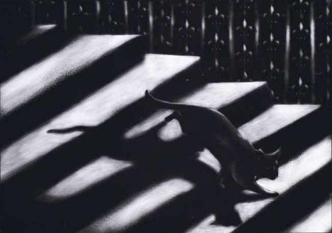 Artist: Vanessa Cuthbert | England Residency: 2018 Untitled Medium: Lithograph print Dimensions: 42x30cm Price: £120