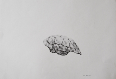 Artist: Yuki Aruga | England Residency: 2016/17 Title: 'Untitled' Medium: Screen Print on paper. Dimensions: 29.5cm x 42cm Price: £25